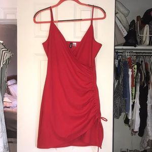 NWOT Red Bodycon Dress